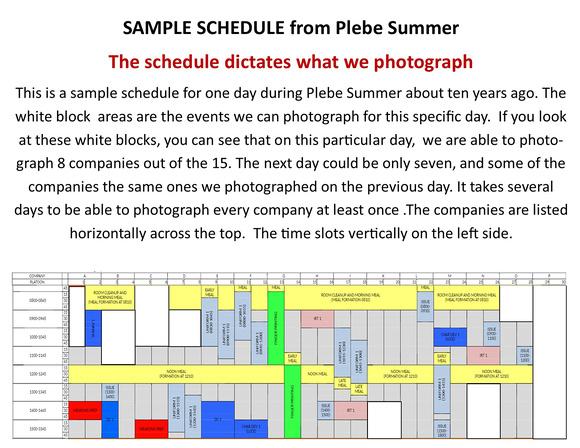 Sample Schedulekk