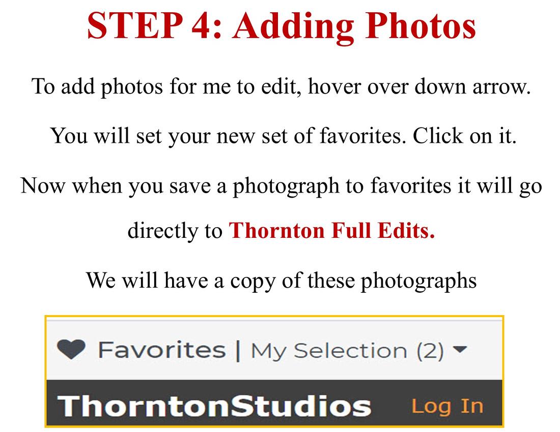 Favorites for Full Editing #8