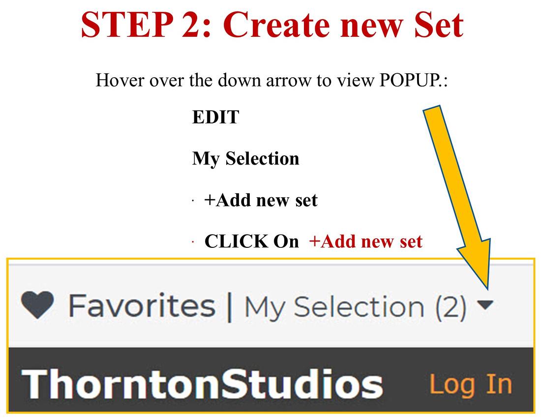Favorites for Full Editing Slide 3